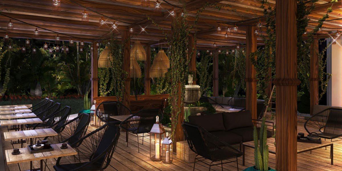 Event Terrace, UNICO 20 87 Riviera Maya, Prestigious Venues