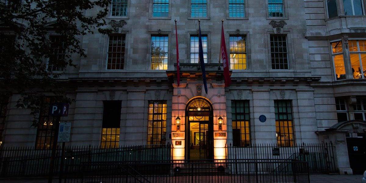 Events At 20 Cavendish Square, Prestigious Venues