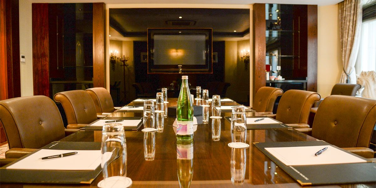 Executive Boardroom Venue Near Embankment, The Royal Horseguards, Prestigious Venues