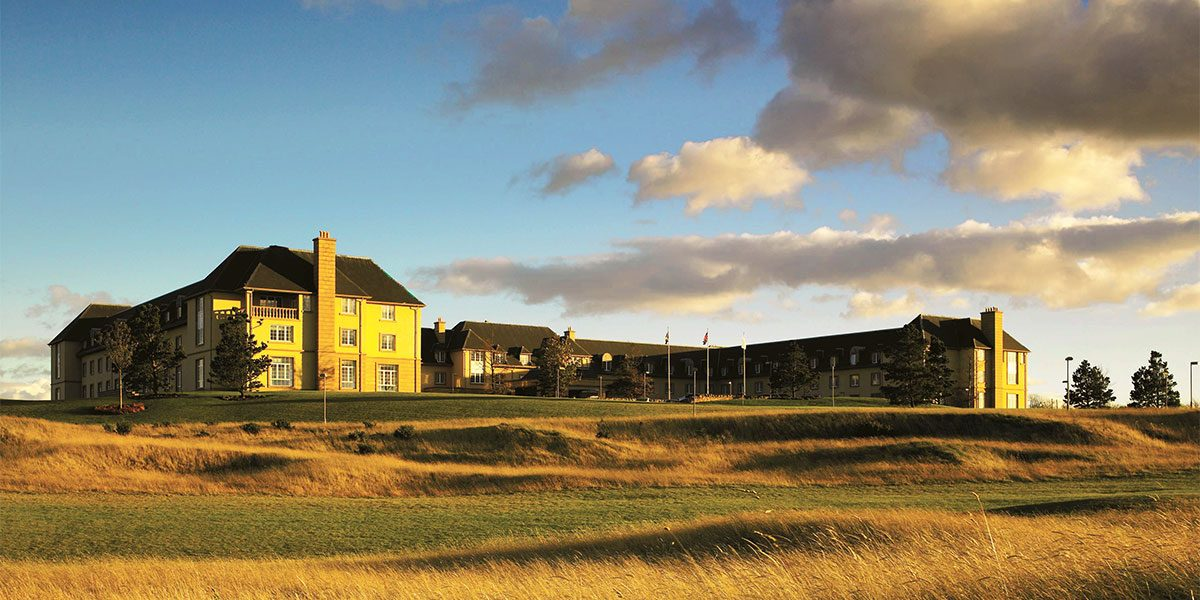Exterior, Fairmont St Andrews Visit, Prestigious Venues