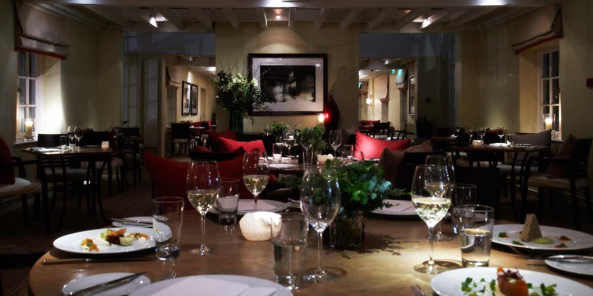 Fine Dining Venue, Goodwood Hotel, Prestigious Venues