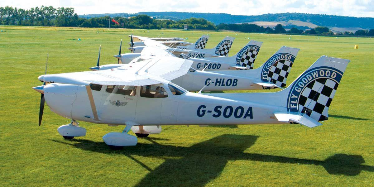 Flight Experiences, Corporate Hospitality, Goodwood, Prestigious Venues