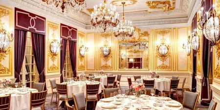 Fontainebleau Room, St. Regis New York, Prestigious Venues