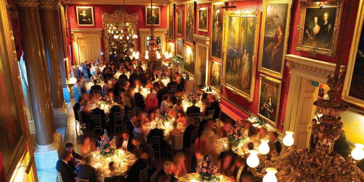 Gala Dinner Venues, Gala Dinner Venue, Ballroom, Goodwood House, Prestigious Venues