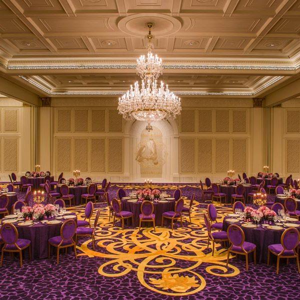 Gala Dinner Venue, Palazzo Versace Dubai, Prestigious Venues
