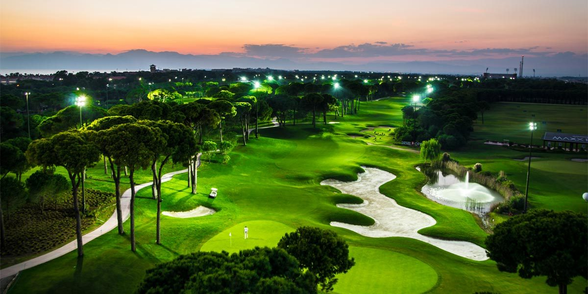 Golf Course In Turkey, Corporate Golf Days, Maxx Royal Belek, Prestigious Venues
