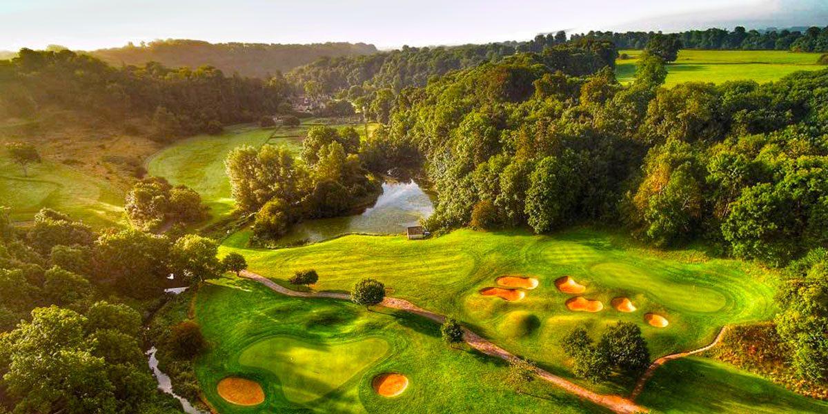 Corporate Golf Days, Golf Weekend, Cotswolds, Prestigious Venues