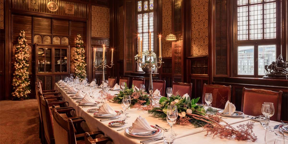 Grand Hotel Amrath Amsterdam, The Netherlands, Christmas Venue 1