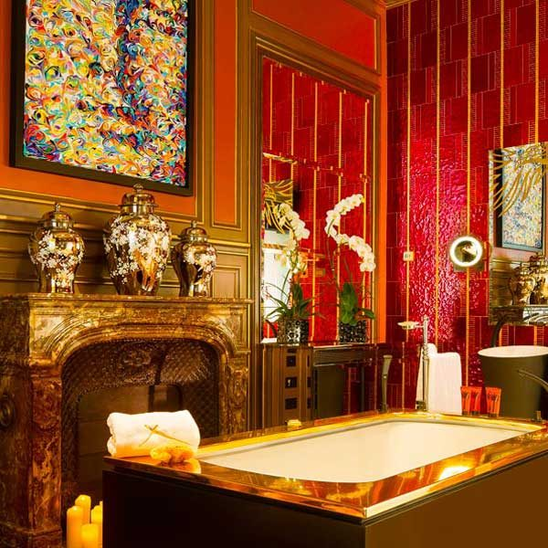 Guest Prize Executive Room in Paris, Buddha Bar Hotel Paris, Prestigious Venues