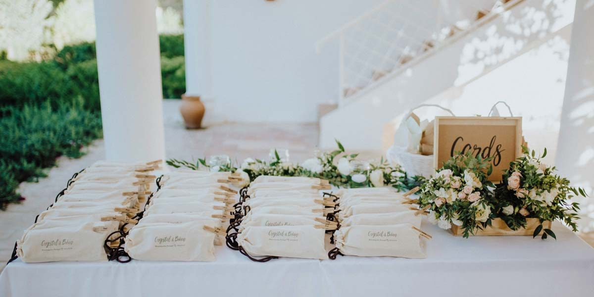 Guests Gifts, Vila Monte, Prestigious Venues