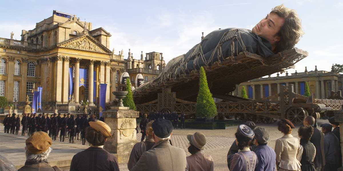 Gullivers Travels, Film Venue, Blenheim Palace, Prestigious Venues