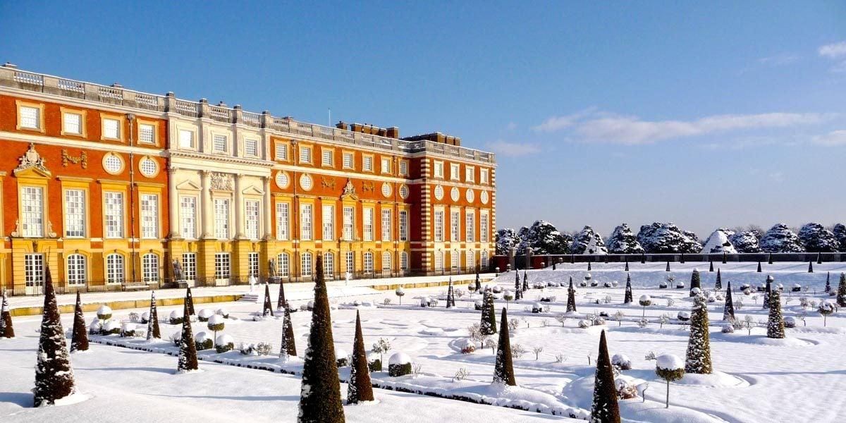 Hampton Court Palace, UK, Christmas Venue 1
