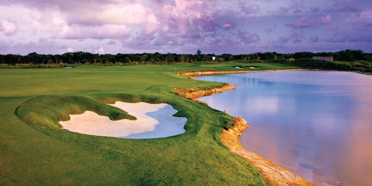 Hard Rock Hotel Golf Club, Cana Bay, Sunset, Prestigious Venues
