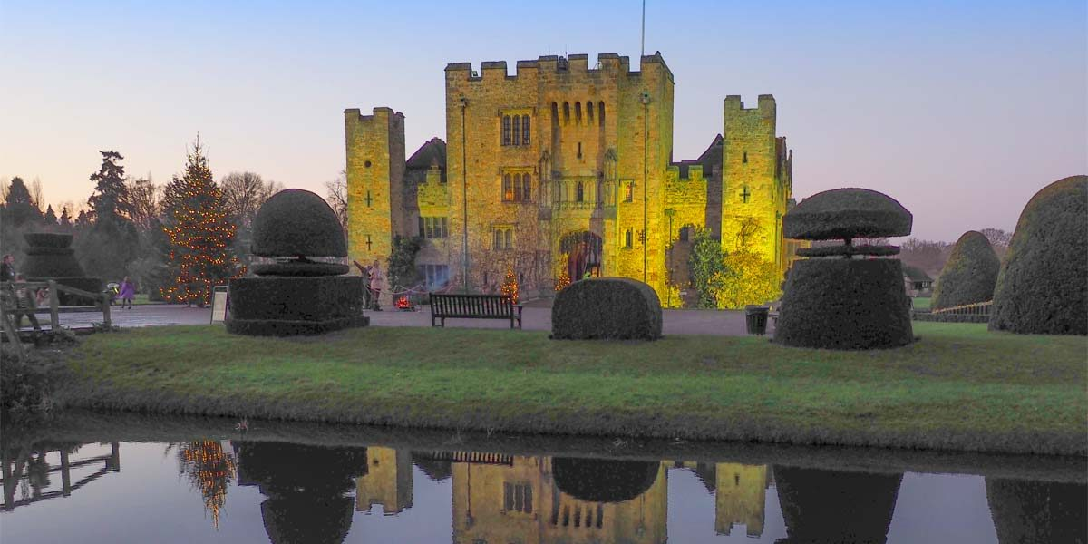 Hever Castle, UK, Christmas Venue 3