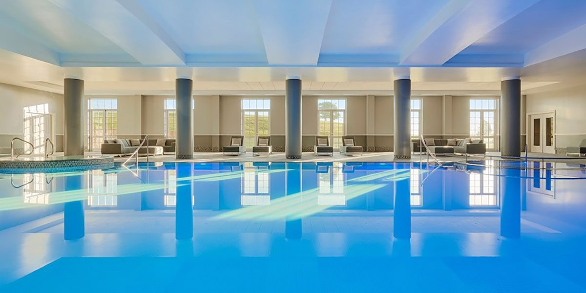 Indoor Pool, Fairmont St Andrews, Prestigious Venues