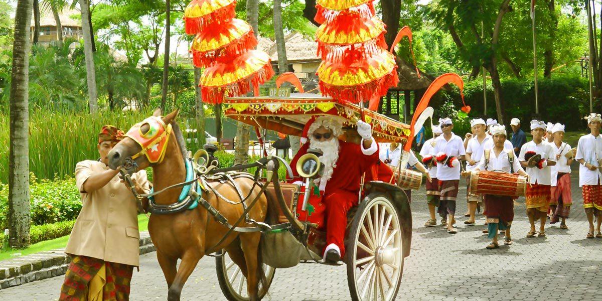 InterContinental Bali Resort, Indonesia, Christmas Venue