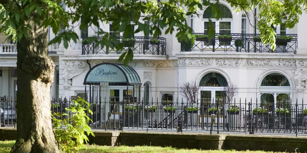 Kensington Garden Views, Baglioni Hotel Event Spaces, Baglioni Hotel London, Prestigious Venues