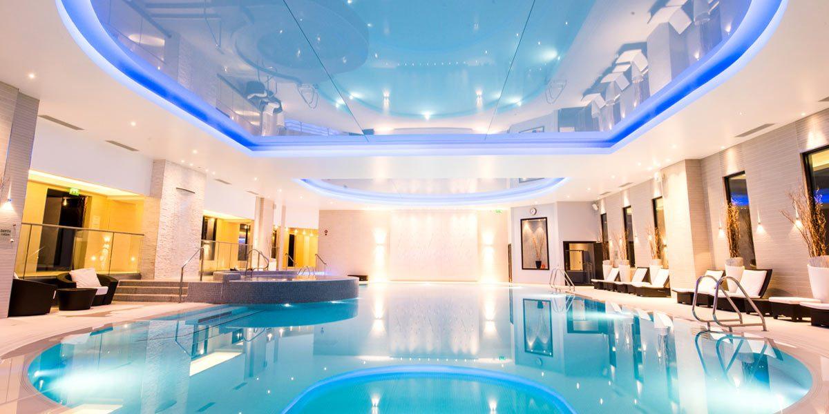 Luxury Spa Facilities, Gleneagles, Auchterarder, Prestigious Venues