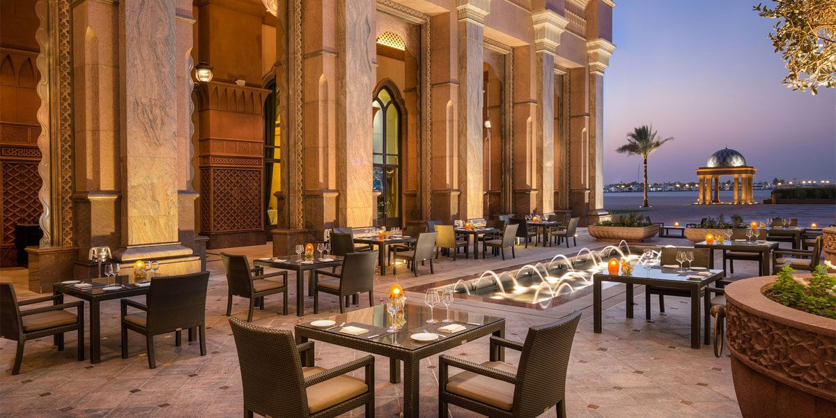 Networking Venue, Emirates Palace, Prestigious Venues