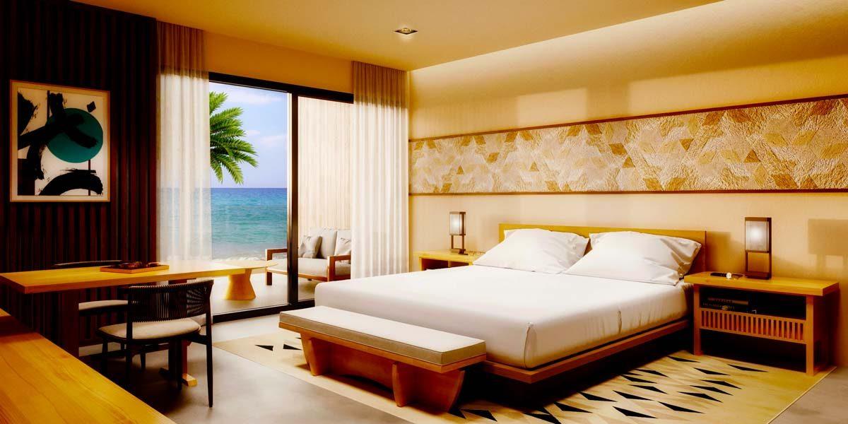 Nobu Double Queen Room, Nobu Hotel Los Cabos, Prestigious Venues