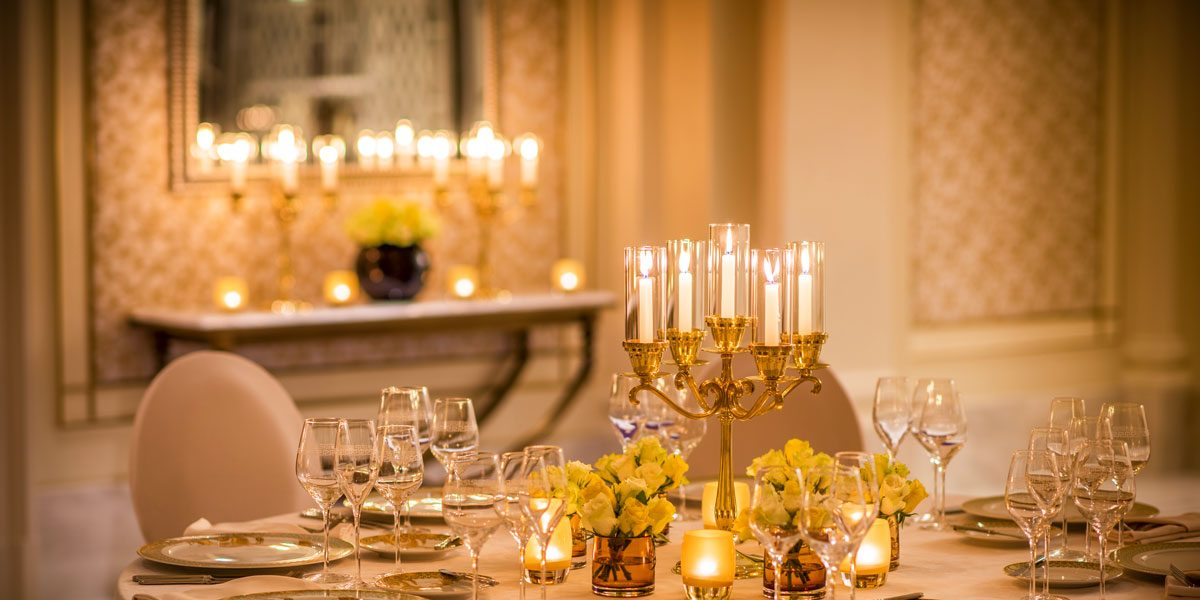 One of Dubai's most incredible venues for special occasions