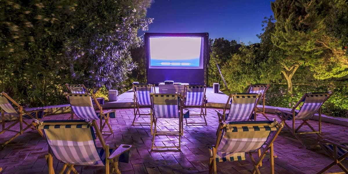 Outdoor Cinema, Vila Monte, Prestigious Venues
