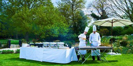Outdoor Event Venue, Sopwell House, Prestigious Venues