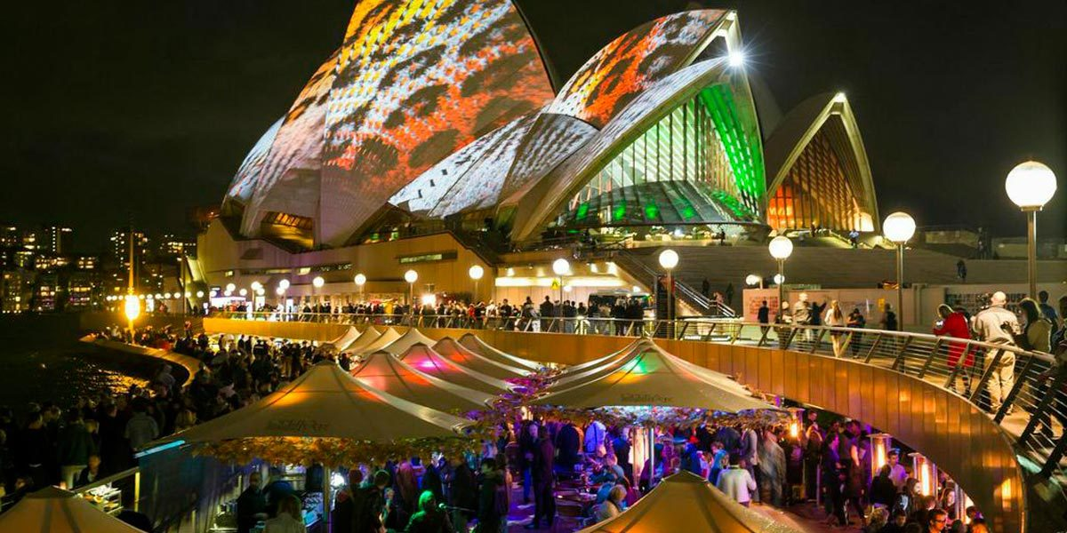 Outdoor Reception Venue Sydney Opera House Sydney Prestigious Venues