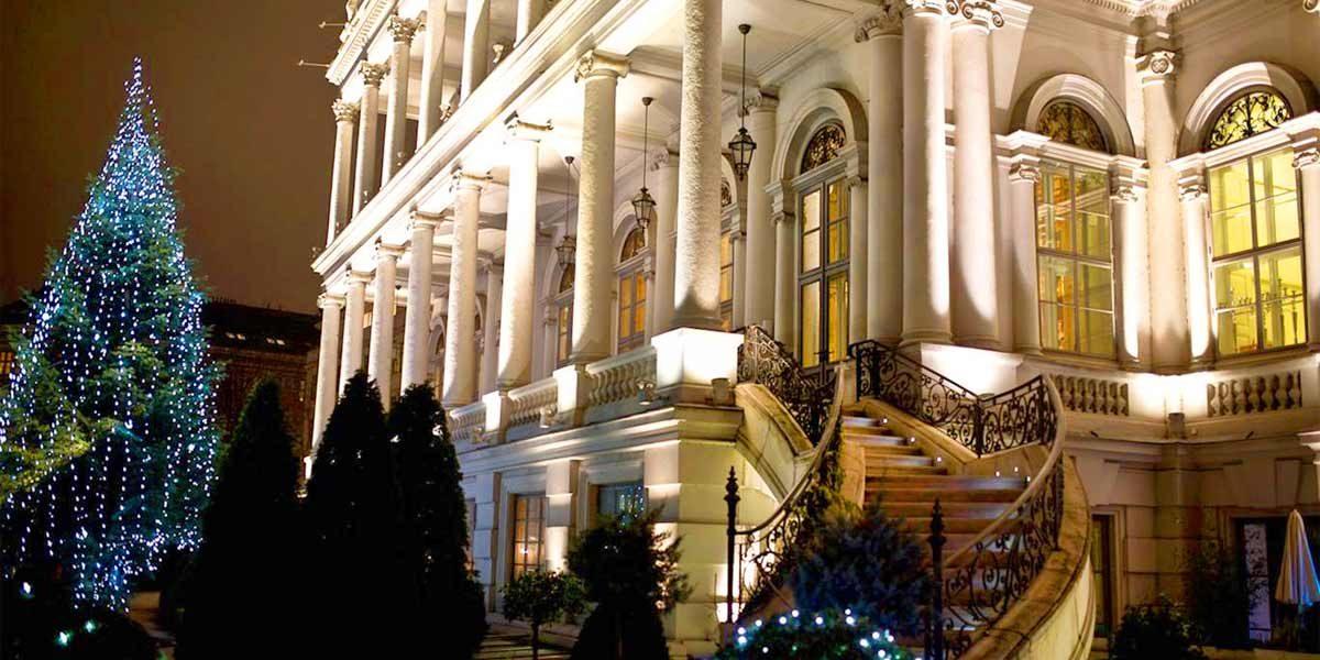 Palais Coburg Vienna, Austria, Christmas Venue