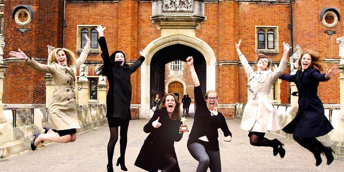 People Behind The Venue, Hampton Court Palace, Prestigious Star Awards 2019