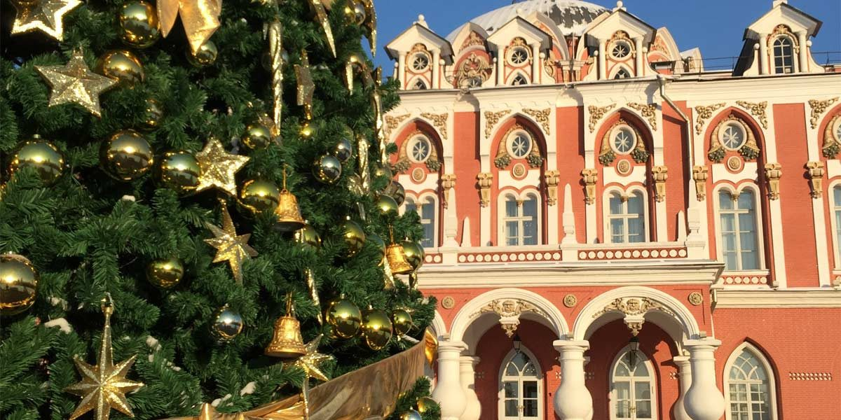 Petroff Palace, Christmas Party Venues, Russia, Christmas Venue