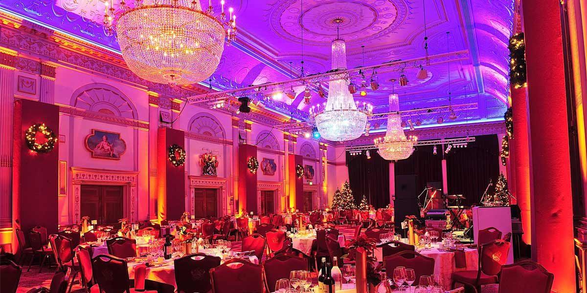 Plaisterers' Hall, UK, Christmas Venue 5