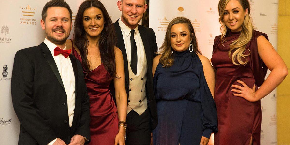 Prestigious Star Awards Grand Ball 2019, Prestigious Venues, 34