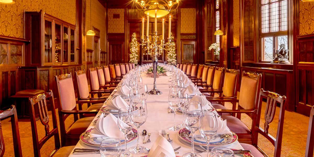 Private Dining Venue, Grand Hotel Amrath Amsterdam, Prestigious Venues