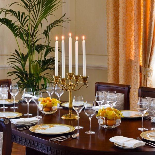 Private Dining Venue, Palazzo Versace Dubai, Prestigious Venues