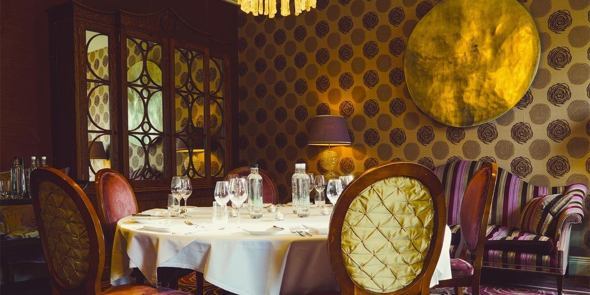 Private Dining Venue, The Forbury Hotel, Prestigious Venues