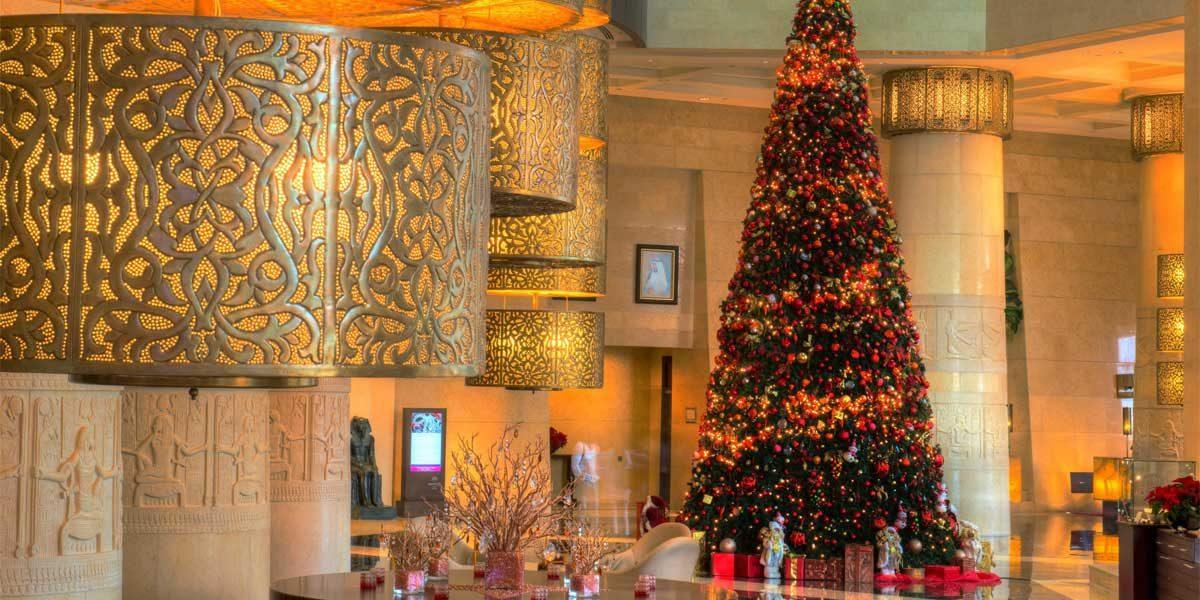 Raffles Dubai, UAE, Christmas Venue