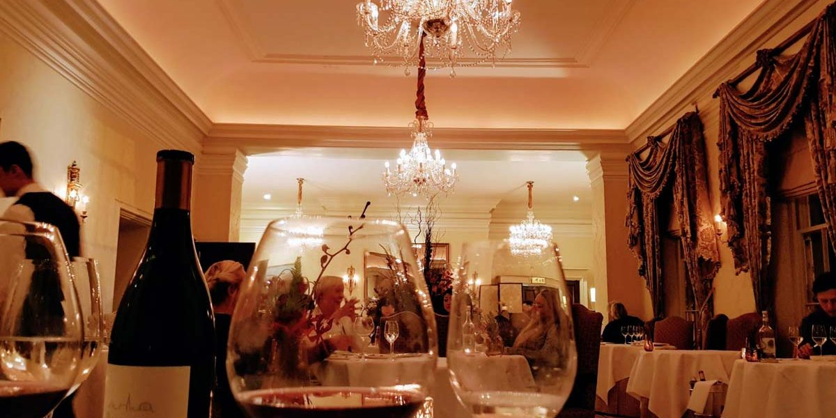 Restaurant Venue, Lucknam Park Hotel & Spa, Prestigious Venues