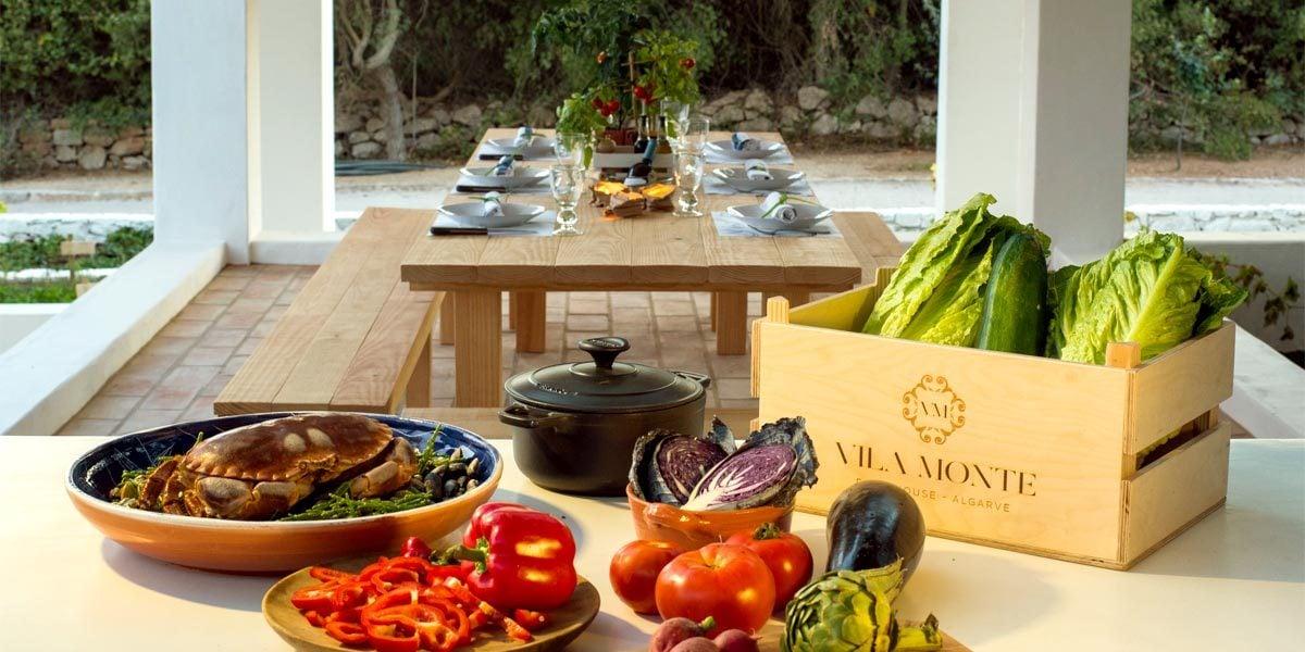 Restaurant With Organic Food, Vila Monte, Prestigious Venues