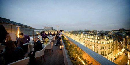 Roof Terrace London, Aqua London, Prestigious Venues