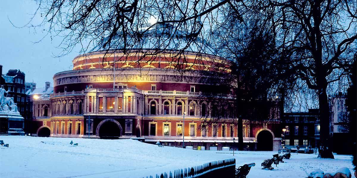 Royal Albert Hall, UK, Christmas Venue