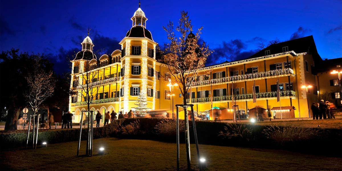 Schlosshotel Velden, Austria, Christmas Venue 2