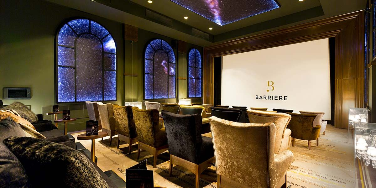 Screening Venue, Hotel Barriere Le Majestic Cannes, Prestigious Venues