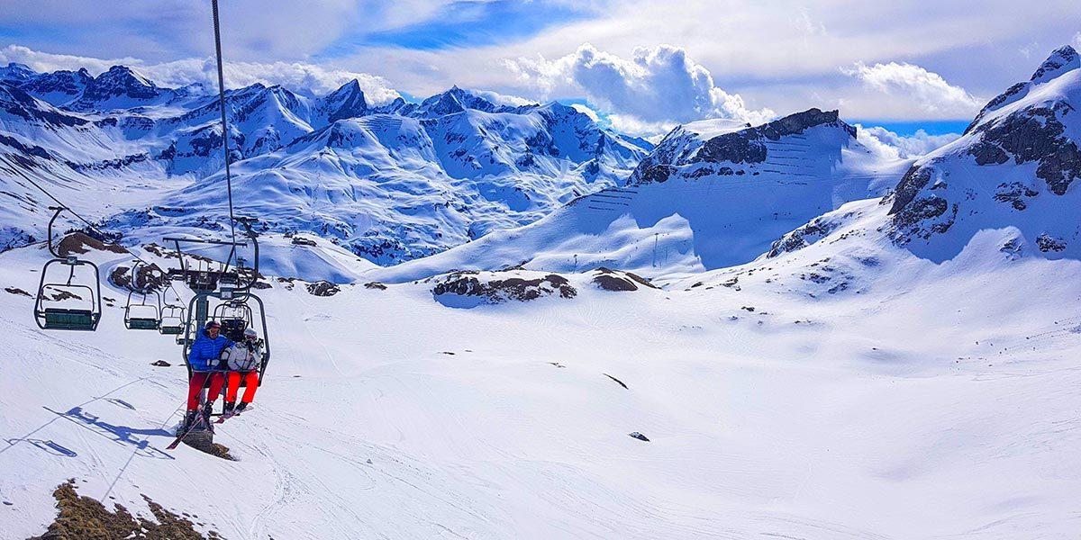 Spring Ski Weekend 2018, Hotel Maiensee, St Christoph, Austria, 0018