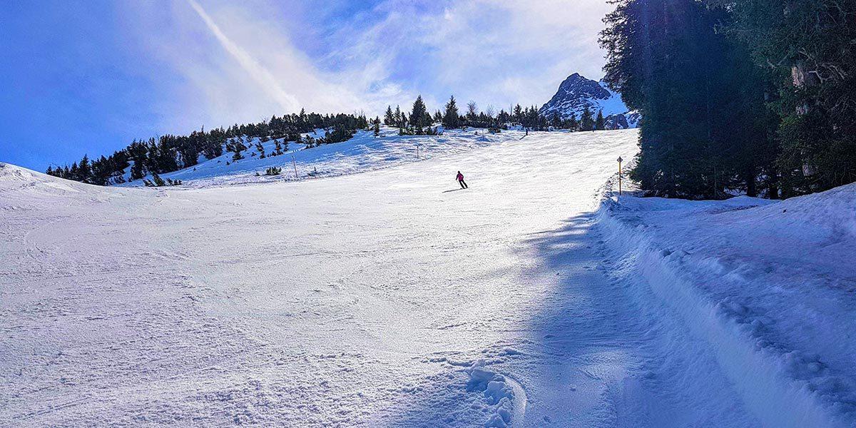 Spring Ski Weekend 2018, Hotel Maiensee, St Christoph, Austria, 0019