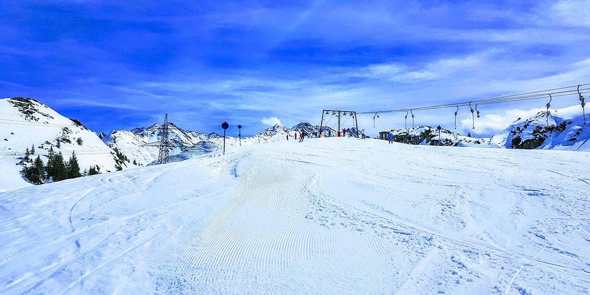 Spring Ski Weekend 2018, Hotel Maiensee, St Christoph, Austria, 003