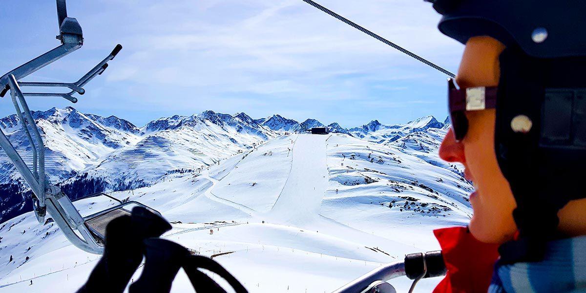 Spring Ski Weekend 2018, Hotel Maiensee, St Christoph, Austria, 0037