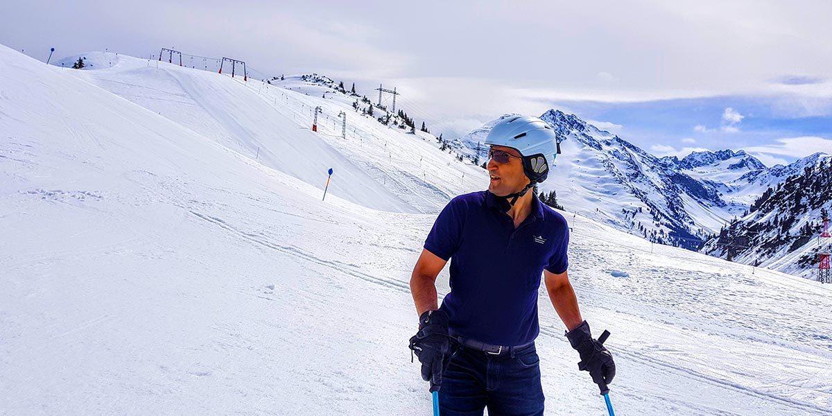 Spring Ski Weekend 2018, Hotel Maiensee, St Christoph, Austria, 005