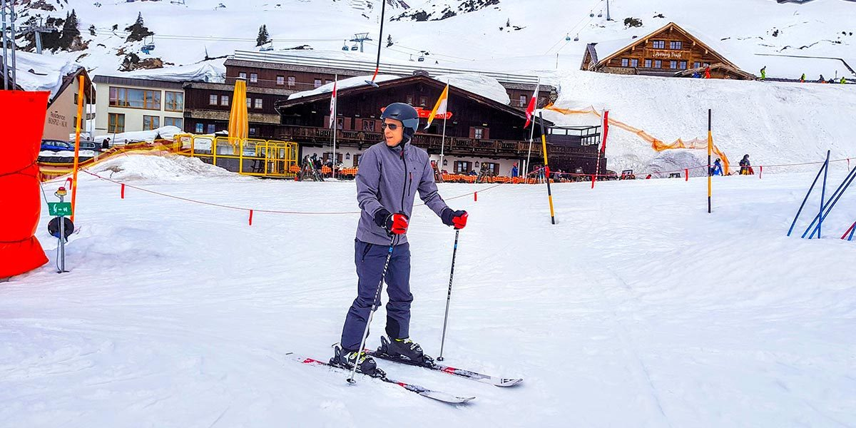 Spring Ski Weekend 2018, Hotel Maiensee, St Christoph, Austria, 006