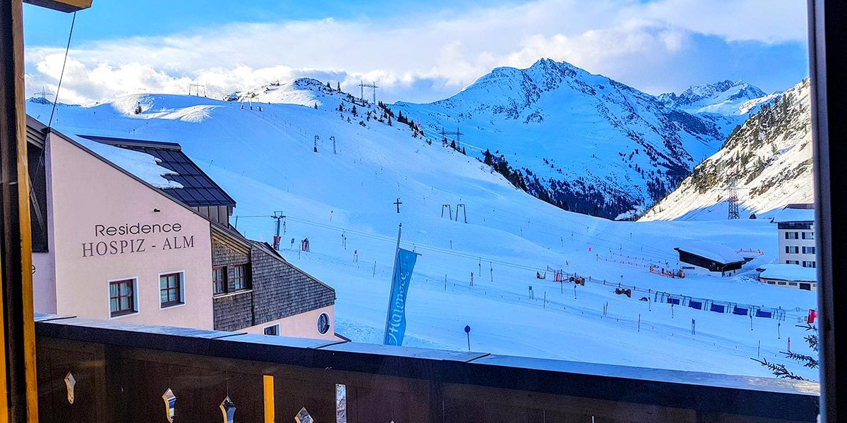 Spring Ski Weekend 2018, Hotel Maiensee, St Christoph, Austria, 008